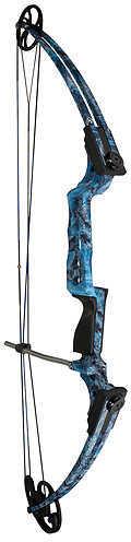 "AMS LLC AMS Fish Hawk Bow 15-30"" 30-40# RH Koi Carp Camo 55713"