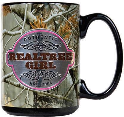 Great American Products Realtree Girl Decorated Ceramic Mug 15oz. 56185