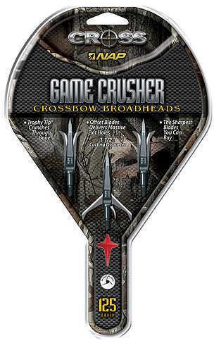"Barnett Gamecrusher Broadhead 1 1/2"" BH 100gr 3/pk. 16120"