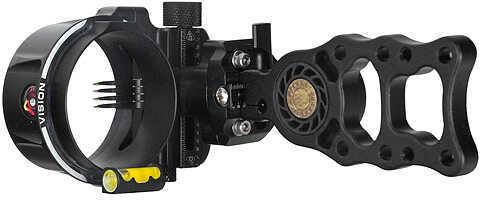 "Tru-Ball Release Axcel Armortech Vision HD Sight 4 Pin - .019"" Black 57059"