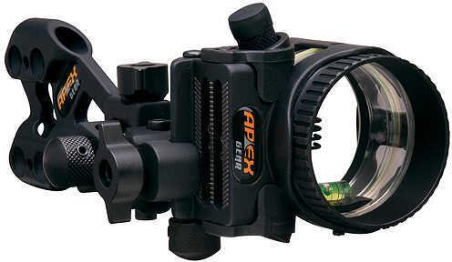 Apex Gear Apex Axim Sight 4 Pin - .019 Black 57067