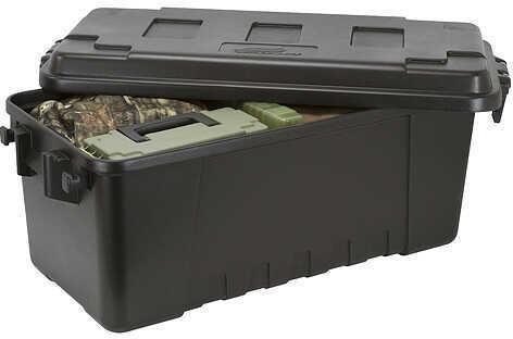 """Plano Small Storage Tub - 3 pack 20""""x12""""x11.5"""" Black 3/pk. 57120"""