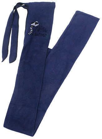 OCTOBER MOUNTAIN PRODUCTS Mountain Man Fleece Long Bow Sleeve Blue 57351