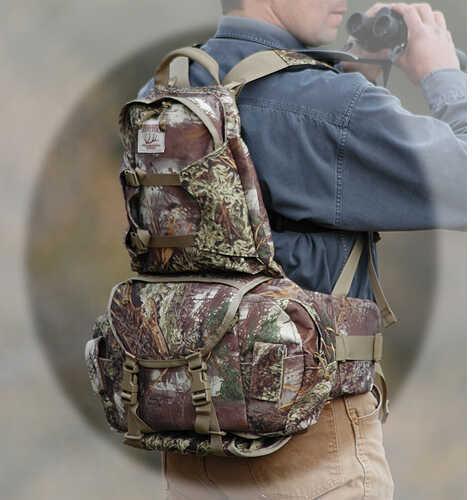 Crooked Horn Trail Blazer II Bow/Gear Pack 850 cu.in. AP 57494