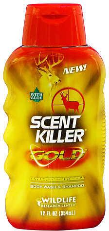 Wildlife Research Scent Killer Body Wash & Shampoo 12Oz 1240