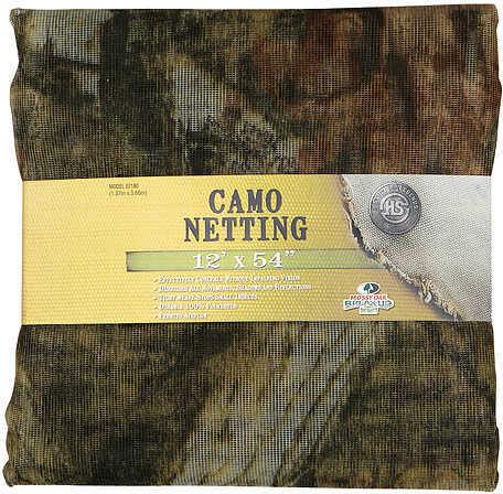 "Hunter Specialties H.S. Mesh Camo Netting 54""x12' Infinity 7180"