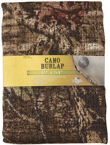 """Hunter Specialties H.S. Camo Burlap 54""""x12' Infinity 7185"""