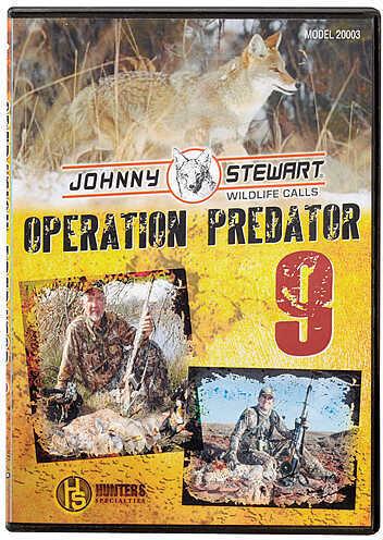 Hunter Specialties H.S. Operation Predator 9 DVD 20003