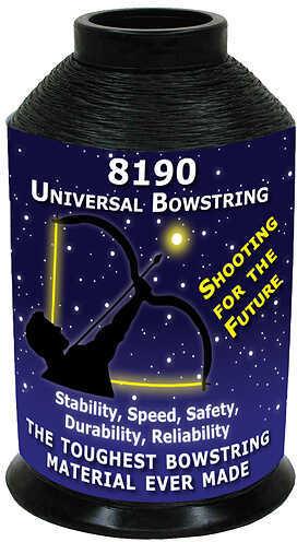 BCY Inc. BCY INC BCY 8190 Bowstring Material 1/4lb. Black 57891