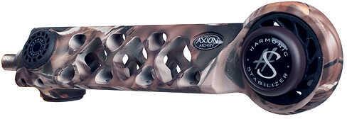 """AXION ARCHERY Axion GLT Gridlock Triad Lite Stabilizer 6"""" 1 Damper 4.8oz Lost 57980"""