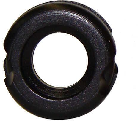 "VIPER ARCHERY PRODUCTS Viper Peep Sight 1/4"" Neoprene Insert Black 58050"