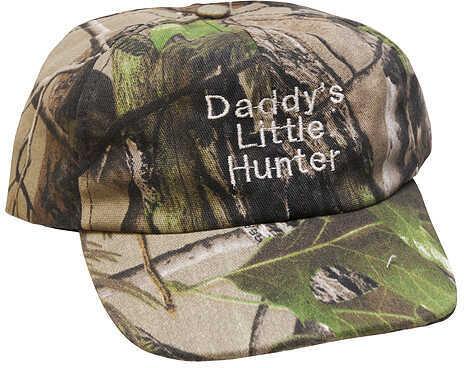 Bonnie's Sportswear BCS Camo Cap - Daddy's Little Hunter Infant AP 58215