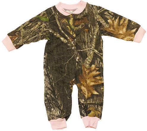 Bonnie's Sportswear Camo Creeper w/ Pink Trim 18-24 Months 58223