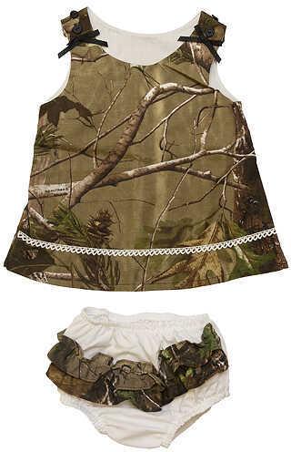Bonnie's Sportswear Camo Dress w/ Panty 12mnths APG 58225
