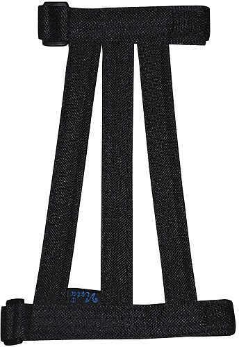 WESTERN RECREATION Vista Armguards Cordura 7.5'' Black H & L 5823