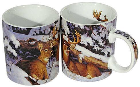 Reflective Art Porcelain Coffee Mug - Secret Place 16oz. 58327