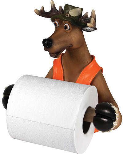 Rivers Edge Products Toilet Paper Holder Cute Deer 472