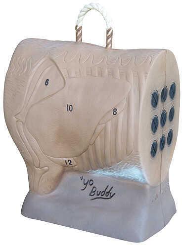 "YO' BUDDY ARCHERY TARGETS Yo Buddy Booner Whitetail Deer Target 20""x12""x21"" 16lbs 60081"