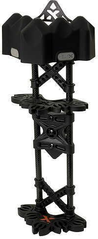 ARCHER XTREME AXT Carbon Helix Quiver 5 Arrow Black 60097