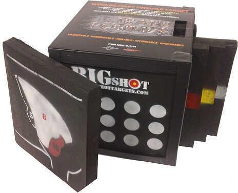"BIGSHOT ARCHERY LLC BigShot Transformer Target 18""x18""x18"" 35lbs. 60561"