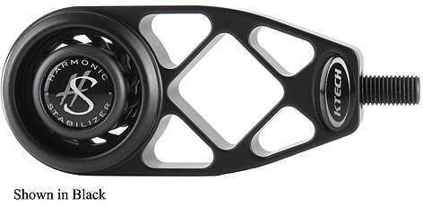 """KTECH DESIGNS LLC Ktech Tech 3 Gridlock Stabilizer 3.6"""" 5.4oz. Carbon 60622"""