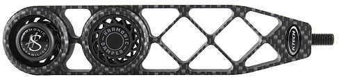 """KTECH DESIGNS LLC Ktech Tech 7 Gridlock Stabilizer 7.5"""" 8.6oz. Carbon 60625"""