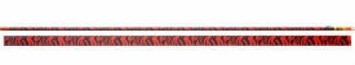 "October Moutain Fin-Finder Hydro-Skin Arrow Wrap 32"" Orange/Black Zebra 2/pk. 60819"