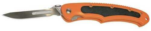 Havalon Knives Havalon Bolt Blaze Knife Black/Orange Model: XTC-60ABOLT