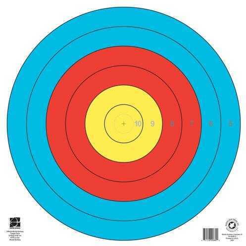 Maple Leaf Press Inc. Maple Leaf Fita Target 6-ring 80 Cm. 1 Pk. Model: Ta-6x80c
