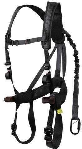 Gorilla Gear Gorilla Gtac Air Womens Harness Black One Size Model: 77553