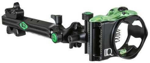 IQ Bowsight Iq Pro Xt Sight Black 5 Pin .019 Rh Model: 00340