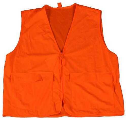 Gamehide Deer Camp Vest Blaze Orange X-Large Model: 20PORXL