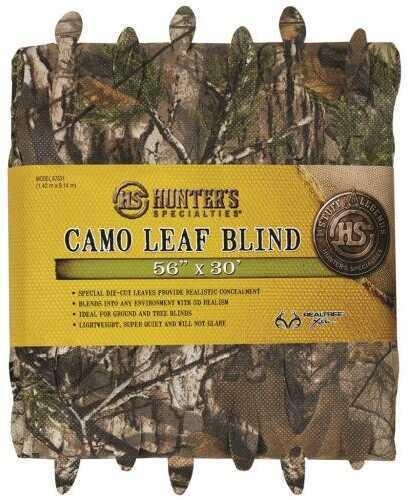 Hunter Specialties Hunters Specialties Leaf Blind Material Realtree Xtra 30 ft. Model: 07331