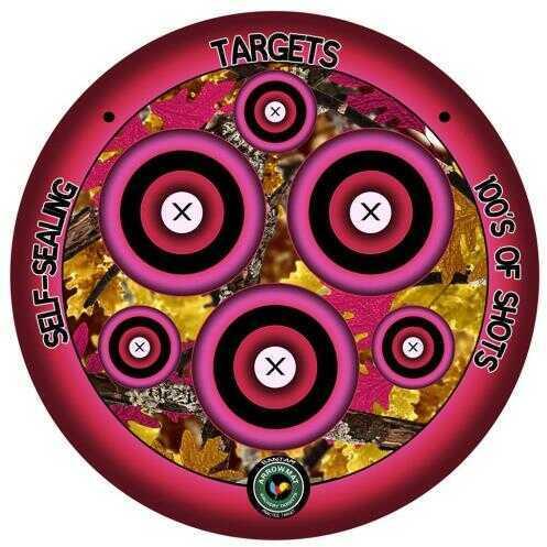 Arrowmat Bantam Target Face Lady Spot 12 in. Model: AMPC12