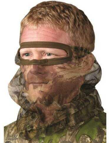 Hunter Specialties Hunters Specialties 3/4 Head Net Mossy Oak Break Up Country Model: 07564