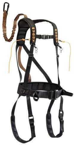 Muddy Outdoors Muddy Safeguard Harness Black X-large Model: Msh400-xl