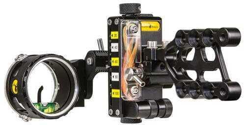 Trophy Ridge React One Pro Black 1 Pin .019 Lh Model: As701l19