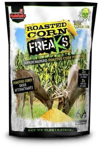 Evolved Habitats Evolved Roasted Corn Freaks Attractant 5 lbs. Model: 20713