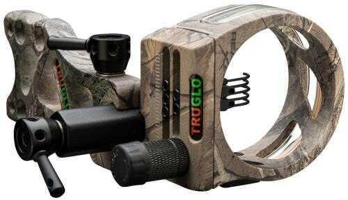 Truglo Tsx Pro Tool-less Sight W/light 5 Pin .019 Right Hand/left Hand Apx Model: Tg7215j