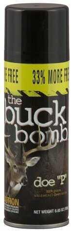 Buck Bomb Doe P 6.65 oz. Model: MM-BB-DP-33