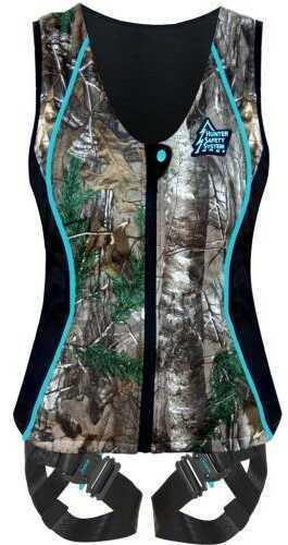 Hunter Safety System Hss Contour Ladies Harness Medium/large Model: Hss-660-md/lg