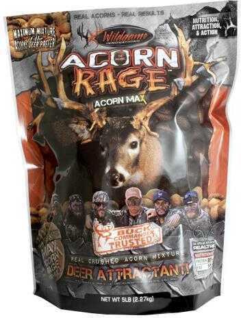 Wildgame Innovations / BA Products Wildgame Buck Commander Acorn Rage 5 lbs. Model: 00381