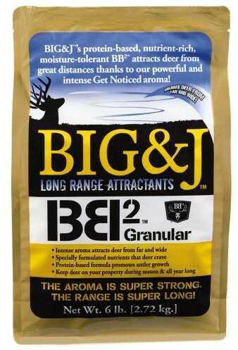 Big & J Attractants Big and J BB2 Attractant 6 lbs. Model: BB26