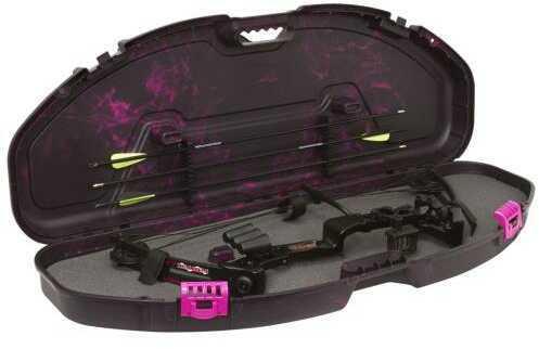 Plano Fusion Bow Case Black/Magenta Model: 110902