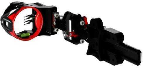 Archer Xtreme Rak Sight Black 4 Pin .019 Right Hand / Left Hand Model: Rak4000