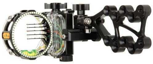 Trophy Ridge React Pro Sight Black 5 Pin .019 Left Hand Model: As825l19