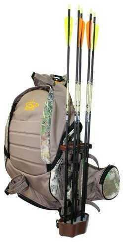 Horn Hunter Slingshot Lr Pack W/maq Quiver Realtree Xtra Model: Hh61mqrt