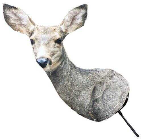 Heads Up Decoy Heads Up Mule Deer Doe Decoy Model: MD-200