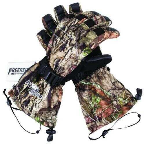 Flambeau Heated Gloves Mossy Oak Country Medium Model: F200-cm