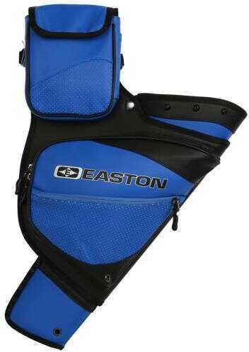 Easton Outdoors Easton Elite Hip Quiver Blue Lh Model: 126071